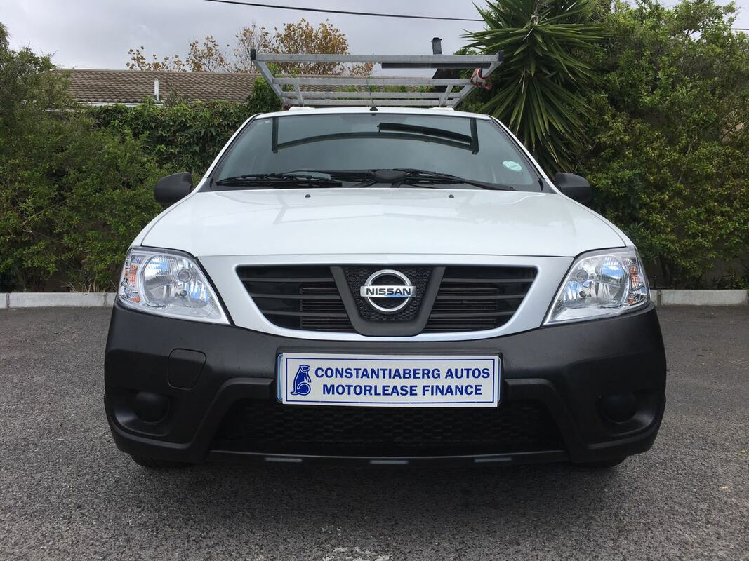 2015 NISSAN NP200 1.5 DCI A/C SAFETY PACK