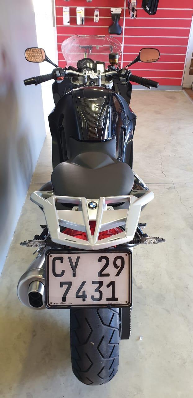 2013 BMW F800 ST