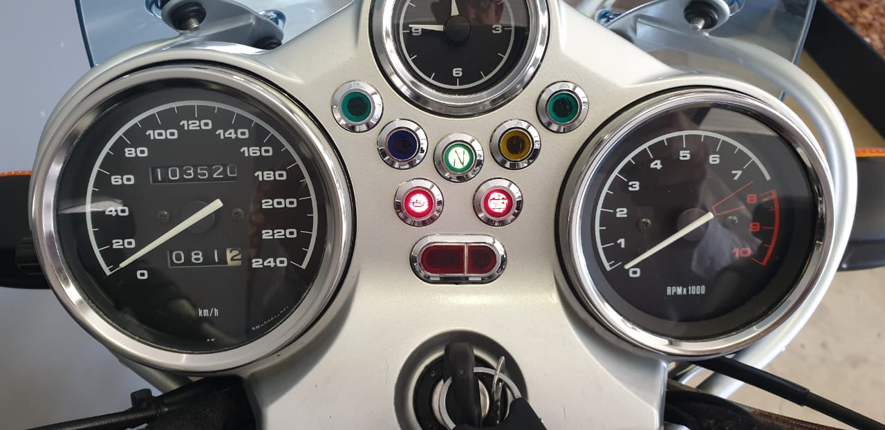 2001 R1150 R CUSTOM