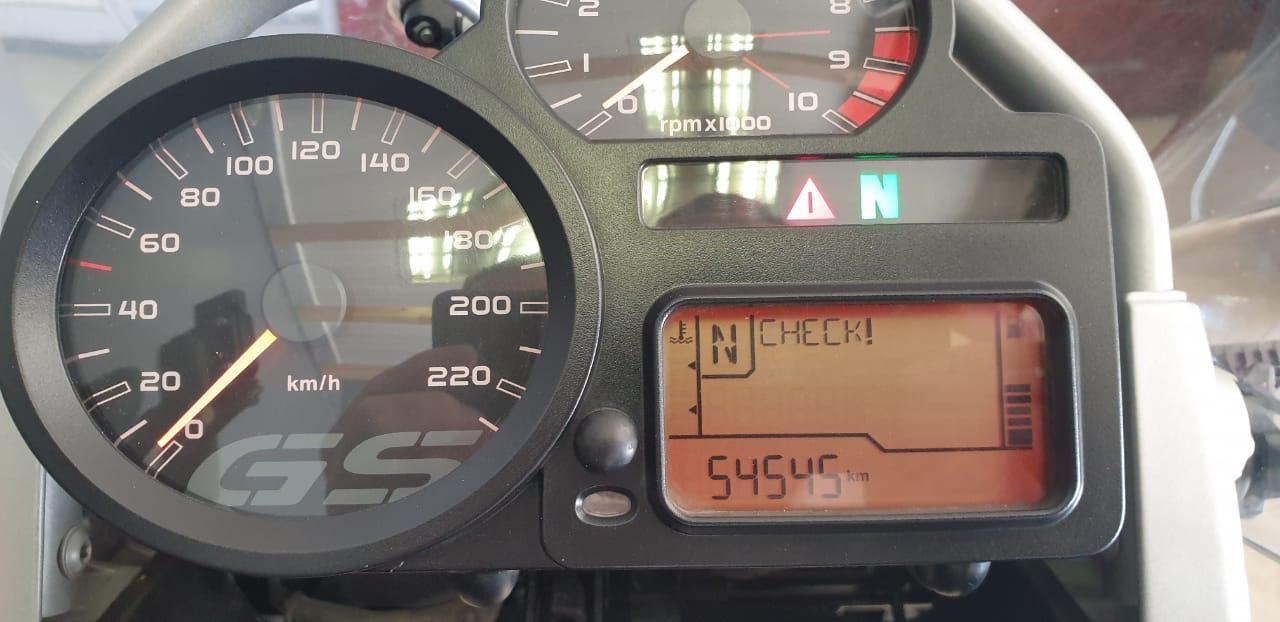 2011 BMW 1200GS