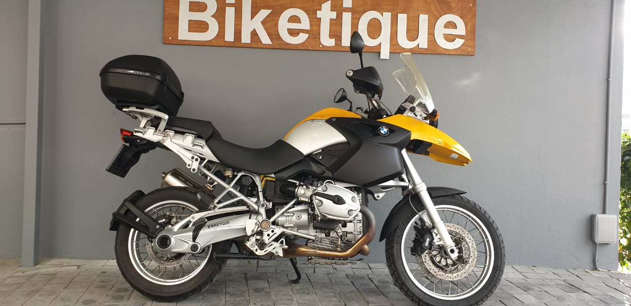 2007 BMW 1200 GS (FULL SPEC)