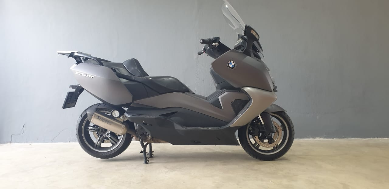 2013 BMW 650GT SCOOTER